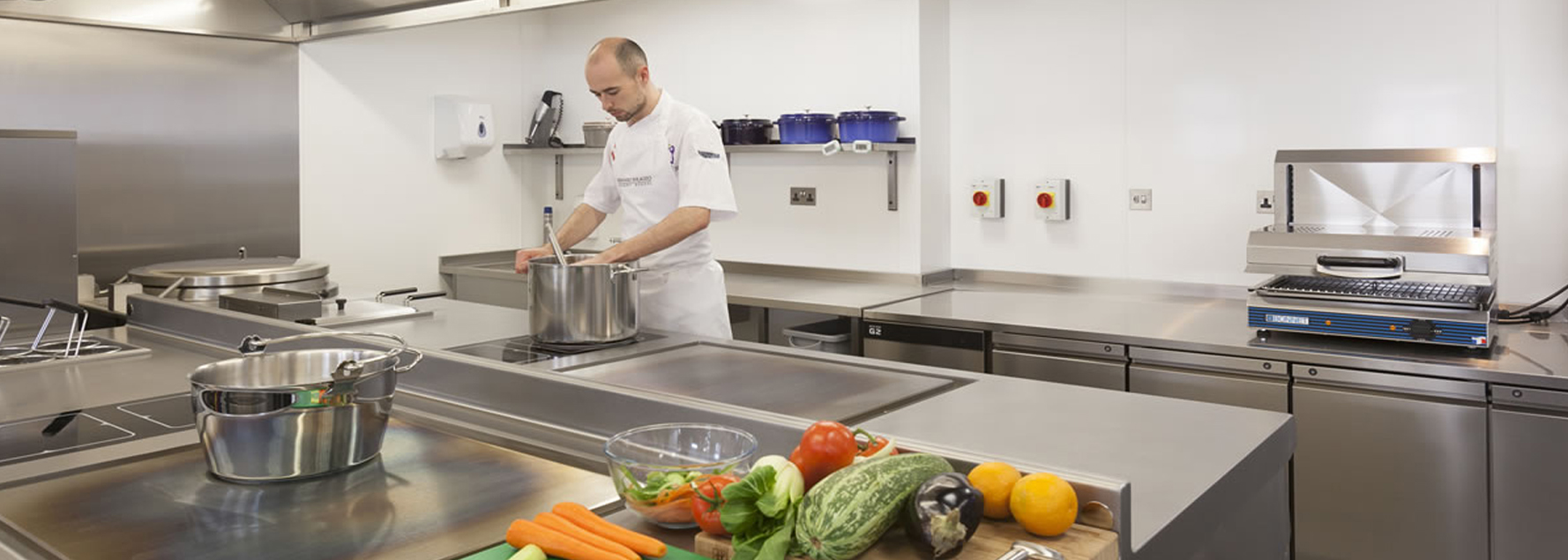 Specialist Solutions For Smart Kitchens