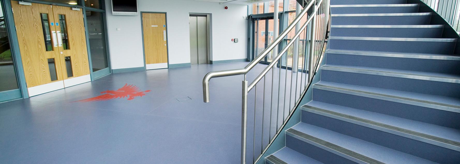 School Stairs1